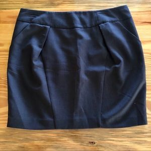 Kenneth Cole size 8 lined skirt with pockets!!